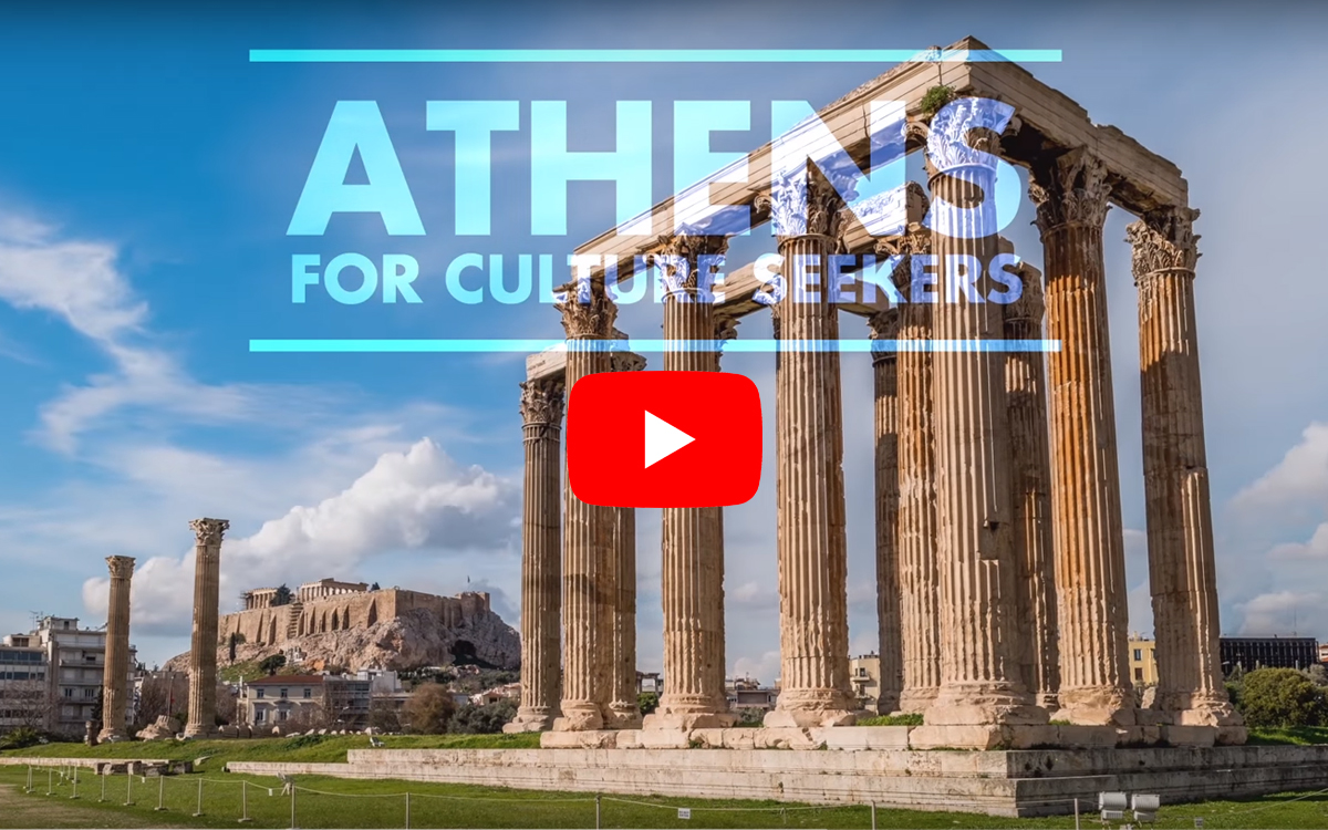 Athens for Culture Seekers